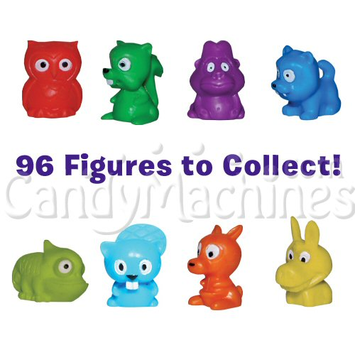Mini Malz Series 2 Figurines Bulk Vending Toys