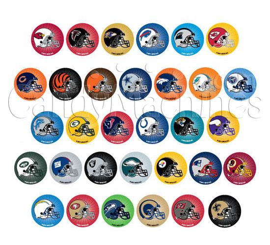 Nfl helmet stickers bulk vending toys