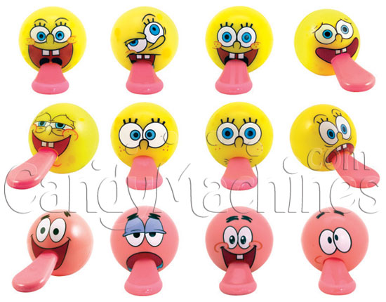 Best Spongebob Toys For Kids : Buy spongebob squarepants tongue tuggers bulk vending toys