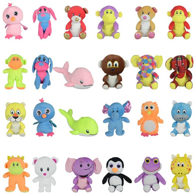 81c045d5e6b Buy Medium Plush Stuffed Toy Mix - Vending Machine Supplies For Sale