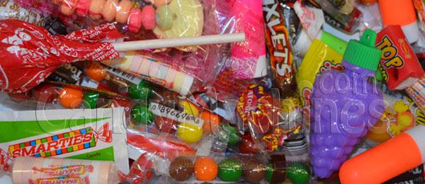 Buy Supreme Candy Crane Mix Vending Machine Supplies For