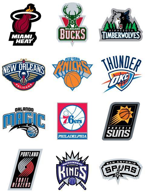 Buy NBA Logo Vending Machine Stickers - Vending Machine Supplies For ...