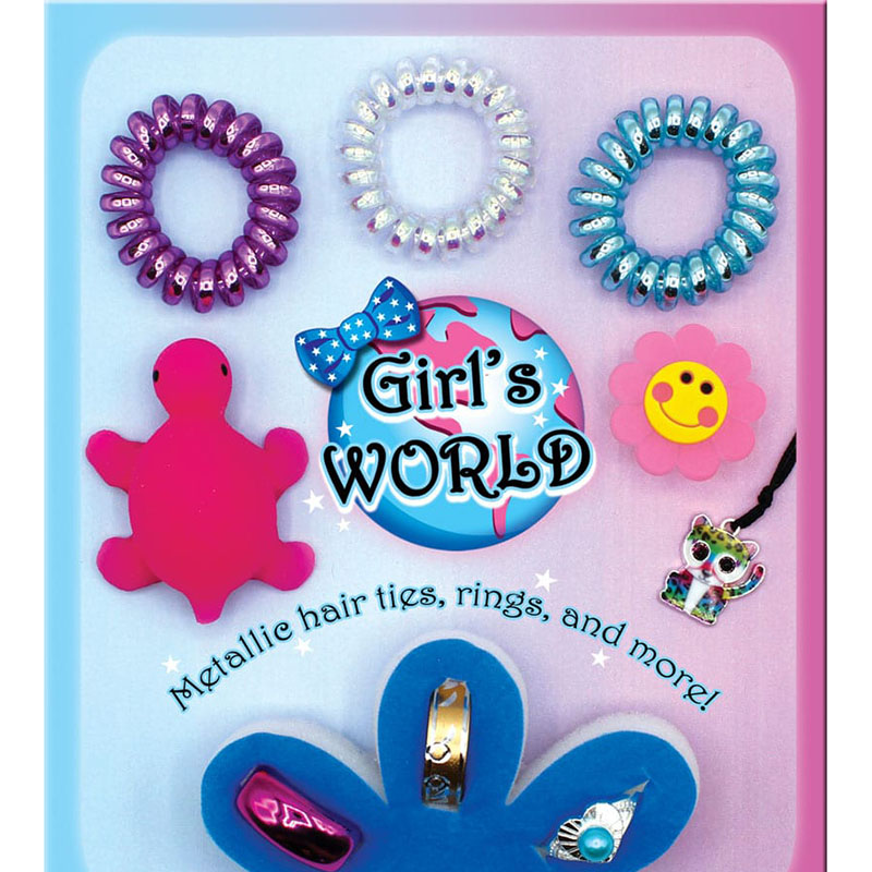 A Girl's World Vending Capsules (1 inch) - 250 ct.