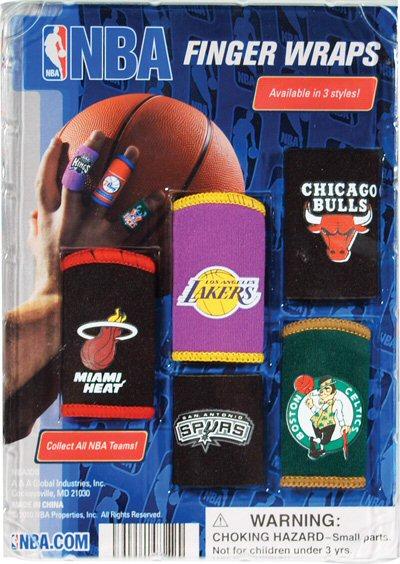 NBA Finger Bands Vending Capsules