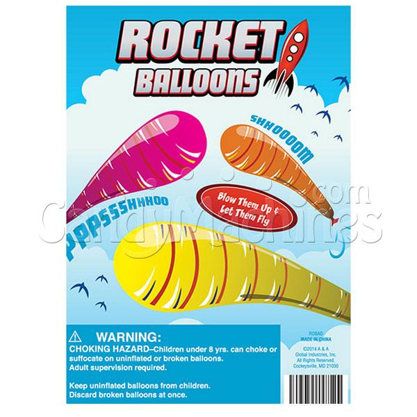 balloon vending machine