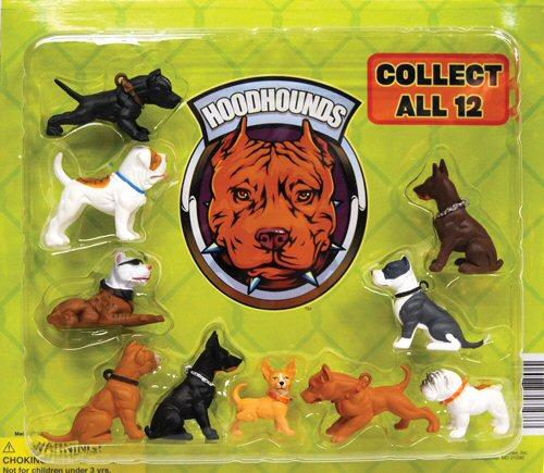 Hood Hounds Series 1 Vending Capsules