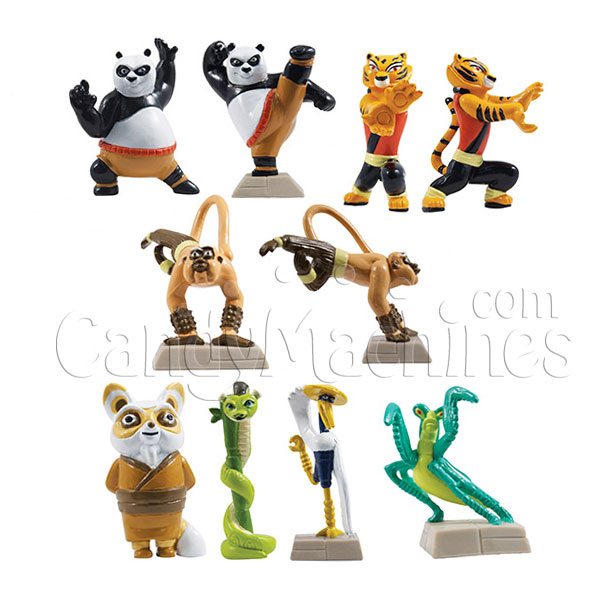 buy kung fu panda figurines vending capsules vending machine supplies for sale. Black Bedroom Furniture Sets. Home Design Ideas