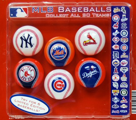 MLB Major League Baseball Self Vend Baseballs