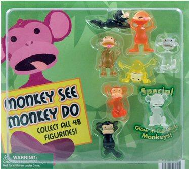 monkey at vending machine
