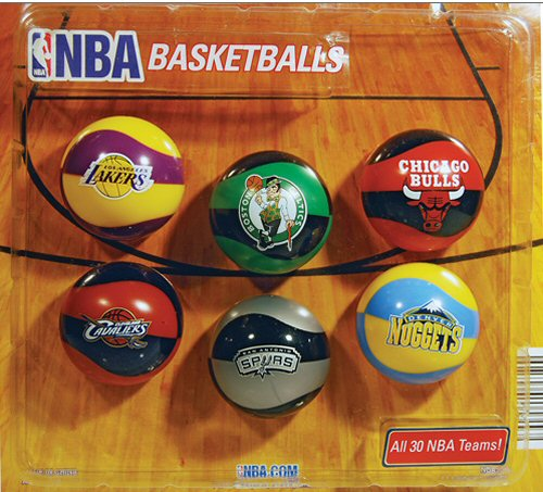 Buy NBA National Basketball Assoc. Self Vend Basketballs ...